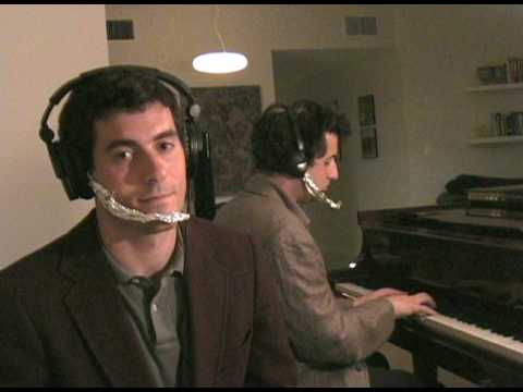 The Masters Theme Song on Piano