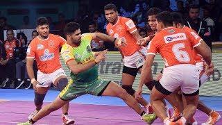 Pro Kabaddi 2018 Highlights   Patna Pirates vs Puneri Paltan   Hindi
