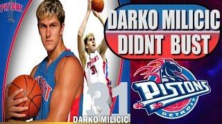 NBA 2K16 - Scenarios - What If Darko Milicic DIDN'T BUST?