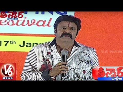 Balakrishna Speech At Jai Simha...