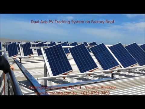 Upsolar - Hilton Manufacturing Solar Farm