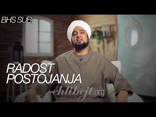 Radost postojanja (Muhammad As-Saqqaf)
