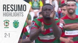 Highlights | Resumo: Marítimo 2-1 Sporting (Liga 17/18 #34)