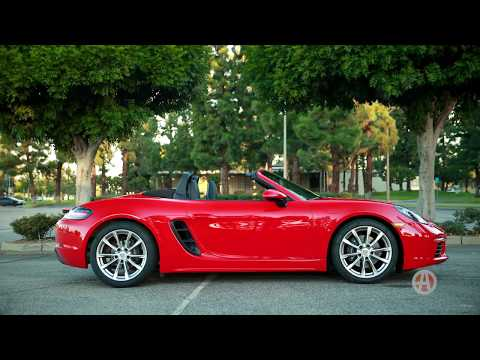 2017 Porsche 718 Boxster   5 Reasons to Buy   Autotrader