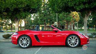 2017 Porsche 718 Boxster | 5 Reasons to Buy | Autotrader