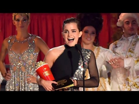 Emma Watson Gives Inspiring Best Movie Actor Speech At 2017 MTV Movie & TV Awards