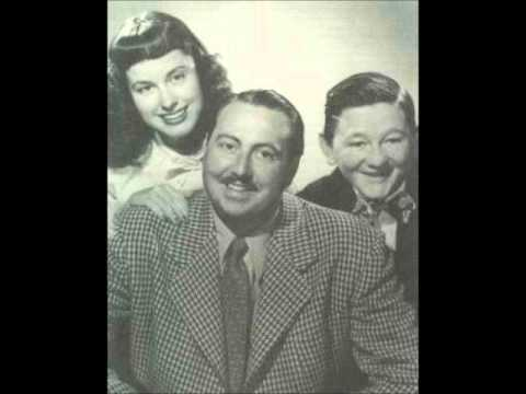 The Great Gildersleeve: The Palm Reader / Facing Old Age / Gildy the Diplomat