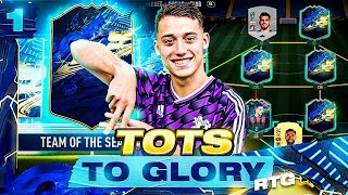 BRAND NEW SERIES!! TOTS TO GLORY RTG EP1 | FIFA 21 ULTIMATE TEAM
