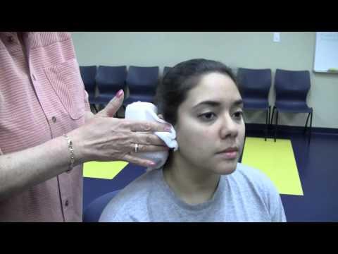 Ear Injury Bandage