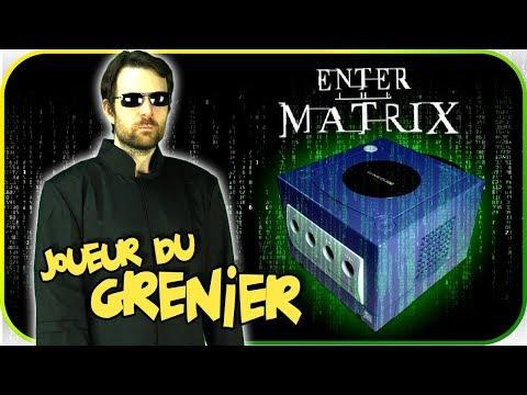 Joueur du grenier - ENTER THE MATRIX