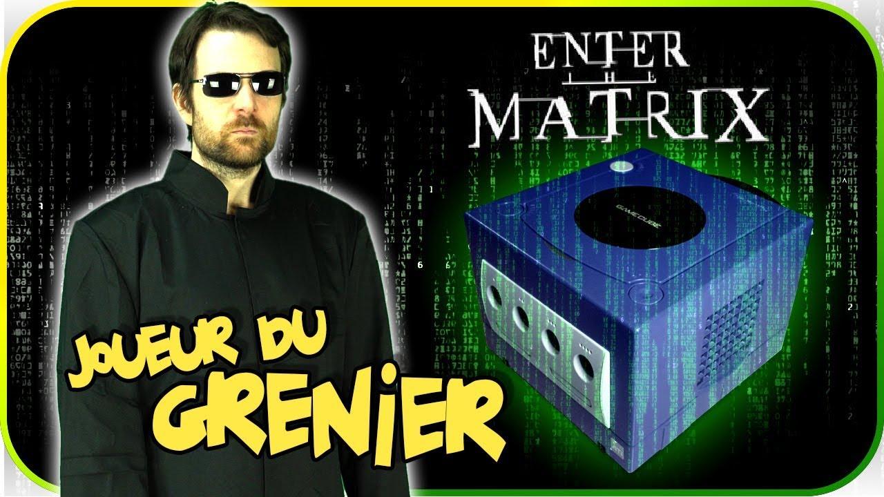 Joueur du grenier – ENTER THE MATRIX