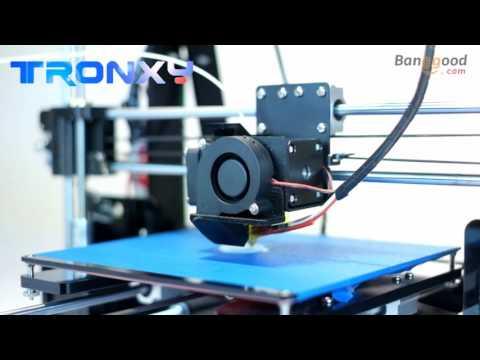 TRONXY® P802M DIY 3D Printer KitPrinting Size Support Off line Print
