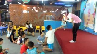 CT sport dance 2 Parkson TB
