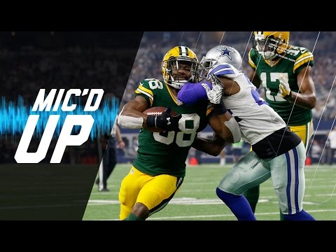 Packers Vs. Cowboys Divisional Round Mic'd Up Highlights | NFL Films | Sound FX