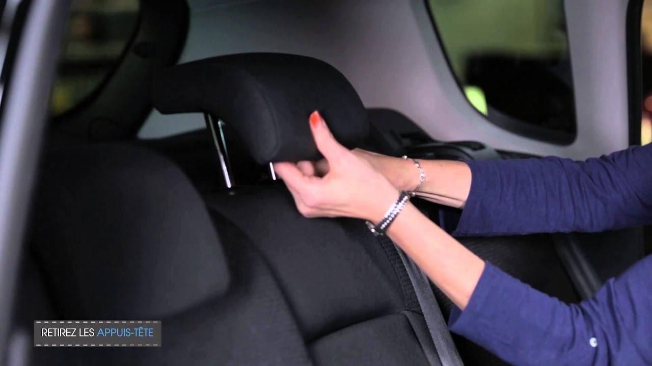 30930927fcef61 Tuto   pose de housses dans la voiture - YouTube