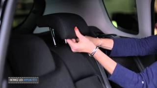 Tuto : pose de housses dans la voiture