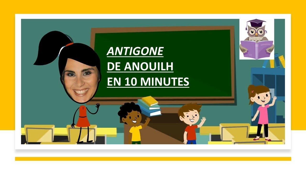 Download ANTIGONE EN 10 MINUTES