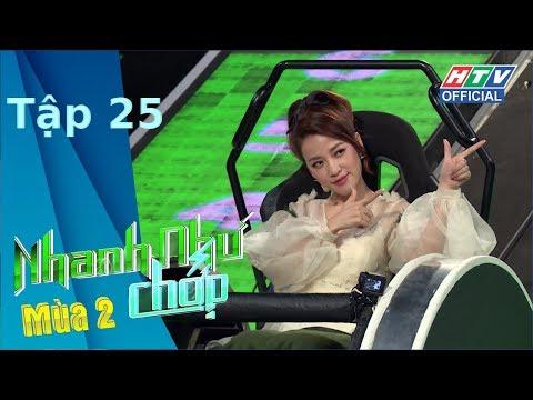 NHANH NHƯ CHỚP | Đối đầu Quang Đại lợi hại, Nam Thư vẫn vô tư | TẬP 25 FULL | 14/9/2019 #NNC