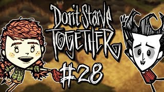 Don't Starve Together #28 - FUNNY MOMENTS