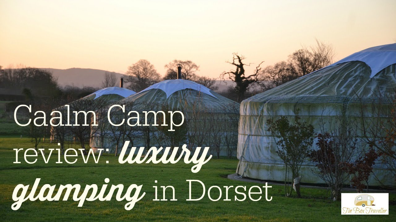 Caalm Camp - luxury glamping in Dorset, UK | AD Press Trip