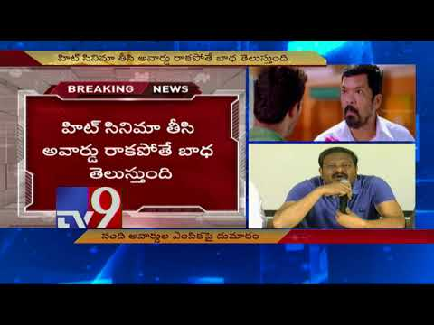 Mega Hero Producers fault Nandi Awards selections - TV9
