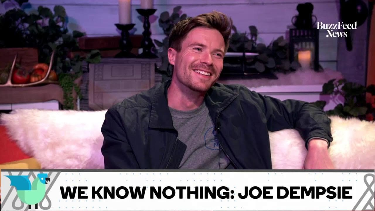 """Joe Dempsie, aka Gendry, Slips Some Hints About The """"Game ..."""