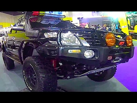 Custom Modified Toyota Hilux 2015 2016 Body Lift Pick Up