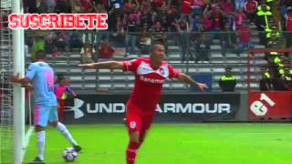 Toluca 4 - 2 Queretaro Apertura 2015 Jornada 13
