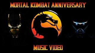 Mortal Kombat Anniversary Music Video (Mortal Kombat X)