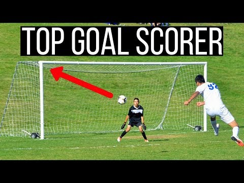 How To Be A Top Goal Scorer
