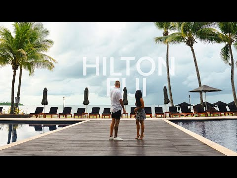 Hilton Fiji Beach Resort & Spa | VLOG