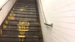 96th Street Abandoned Platform