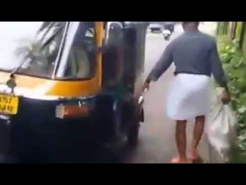 Comedy Scene From The Streets Of KERALA || Watch The Most Funniest Moment Of 2016
