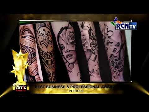 The Best Tattoo Shop in Erode - InkSpots Tattoo in Erode