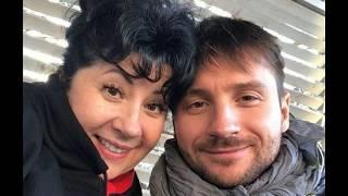 Мама Сергея Лазарева пресекла разговоры о матери своего внука