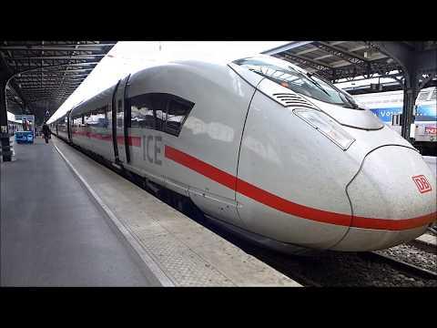ICE From Paris Est To Frankfurt Hbf (July 2016)
