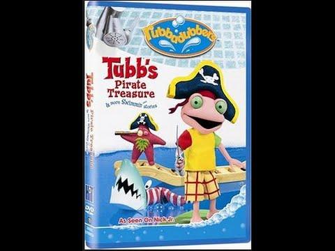 Rubbadubbers: Tubb's Pirate Treasure (2004/2011)