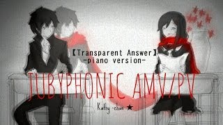 【JubyPhonic ft.Kathy-chanPVs】Toumei Answer/ 透明アンサー『English cover』