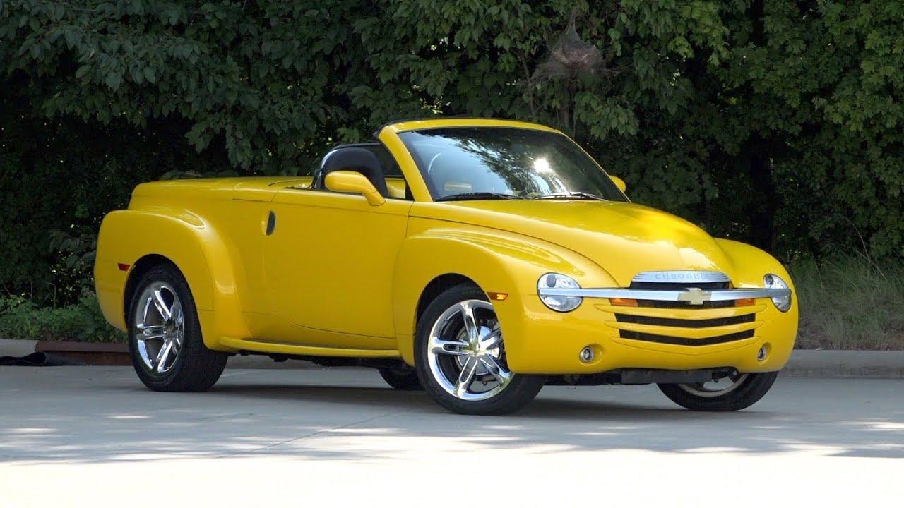 2005 Chevrolet Ssr Callaway Sold 136248