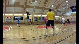 Волейбол в зале. Amateur Indoor Volley 26.01.19 @ VEF