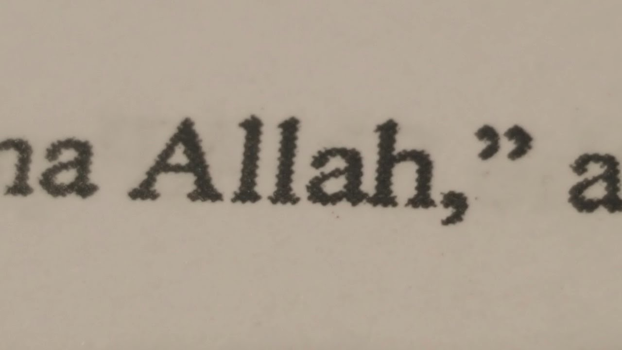 Last name allah rejected on birth certificate youtube last name allah rejected on birth certificate aiddatafo Gallery