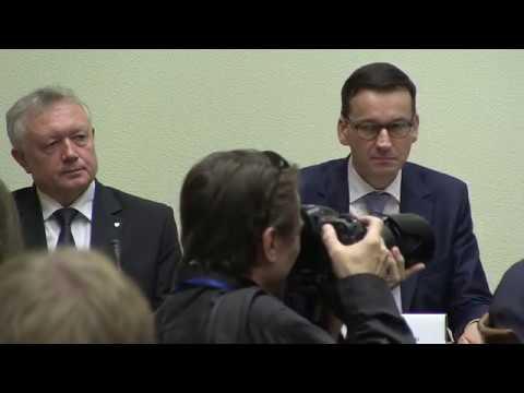 Mateusz Morawiecki – Wystąpienie Wicepremiera na konferencji w Sejmie