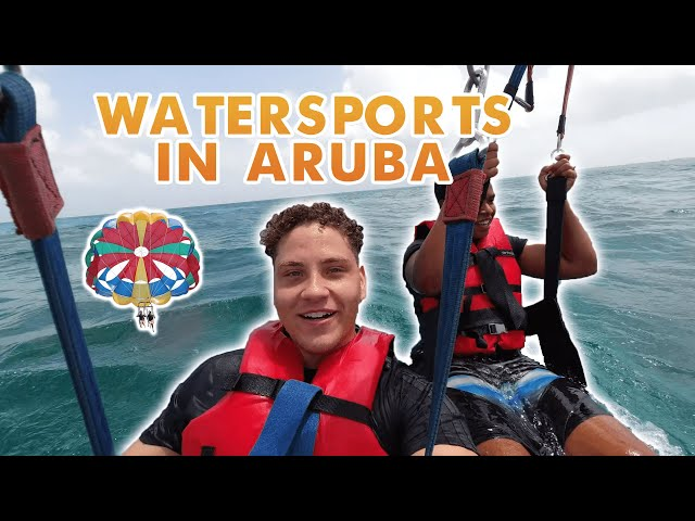 We Went To Do Watersports in Aruba and This Happened..