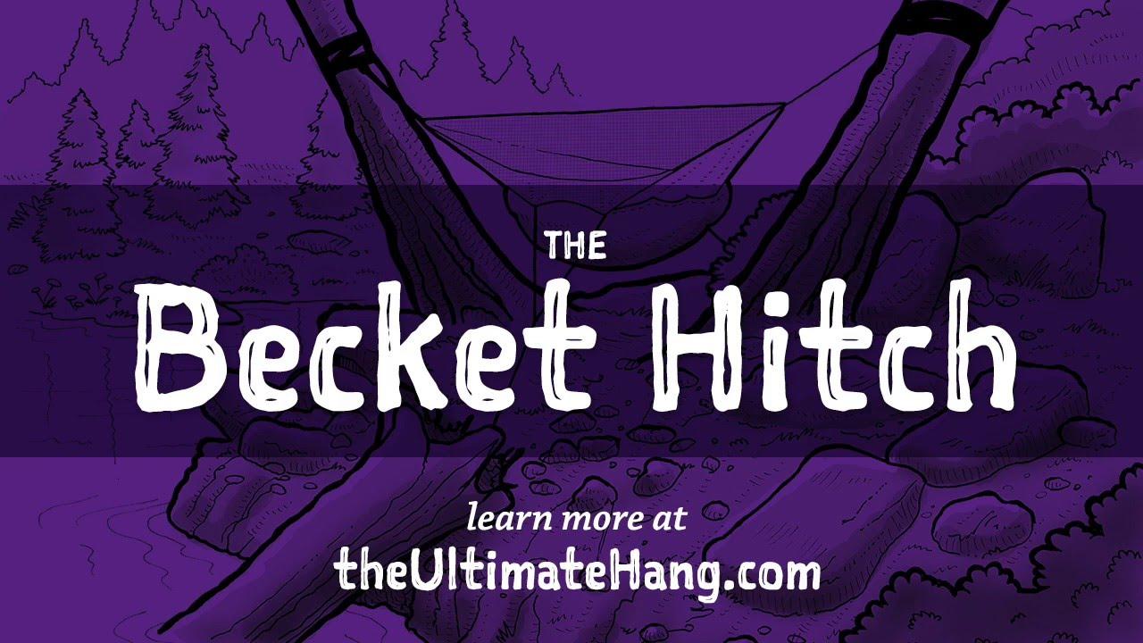 Dyneema Becket Hitch Suspension Ultralight AmSteel®Blue Universal Loop