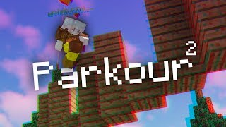 using parkour to win skywars 2