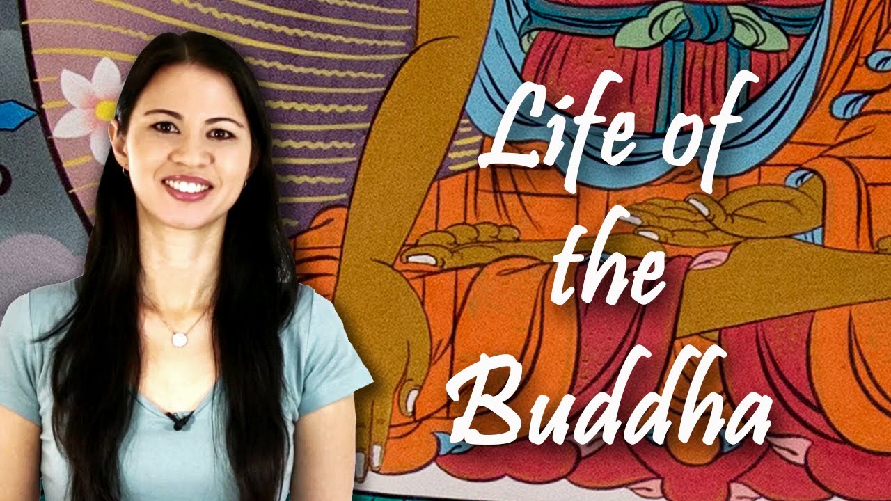About Buddha: Life of the Buddha - YouTube