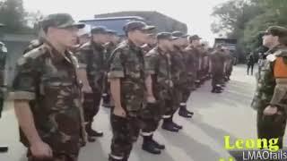 Những tai nạn hài hước nhất trong quân đội
