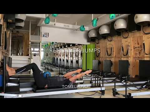 Pilates JUMPS Reformer