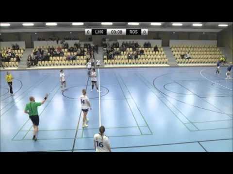 Dommer-præsentation på Kanal Sport :-)
