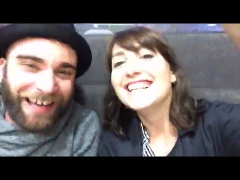 Mia, Caruso & Melanie June  (Nouvelle Star 2016) chat sur PeriscoPe 02/05/2016